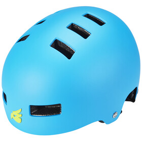 bluegrass Super Bold Dirt-Helmet matt cyan